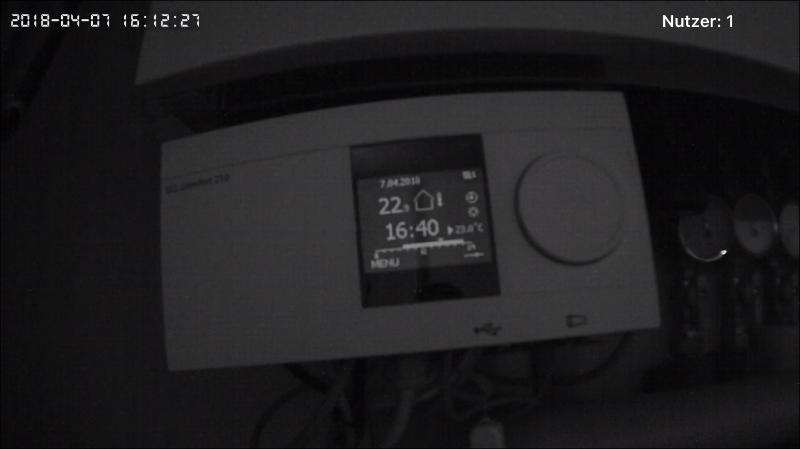 mini IP kamera nachtmodus